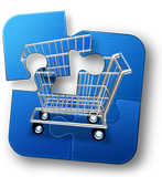 4s shopping cart system