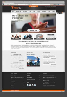 wingtsun-website-template