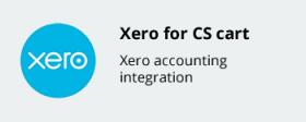 xero for cs cart support plan