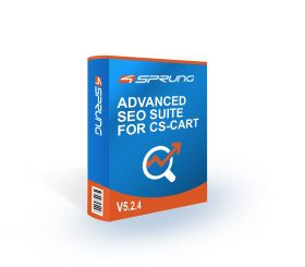 Cs Cart Advanced SEO