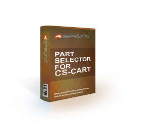 Parts Selector